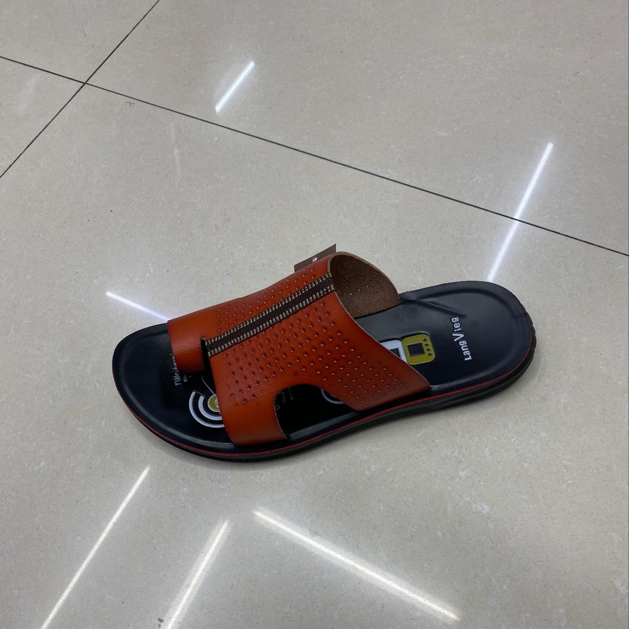 男士沙滩鞋新款20220新款