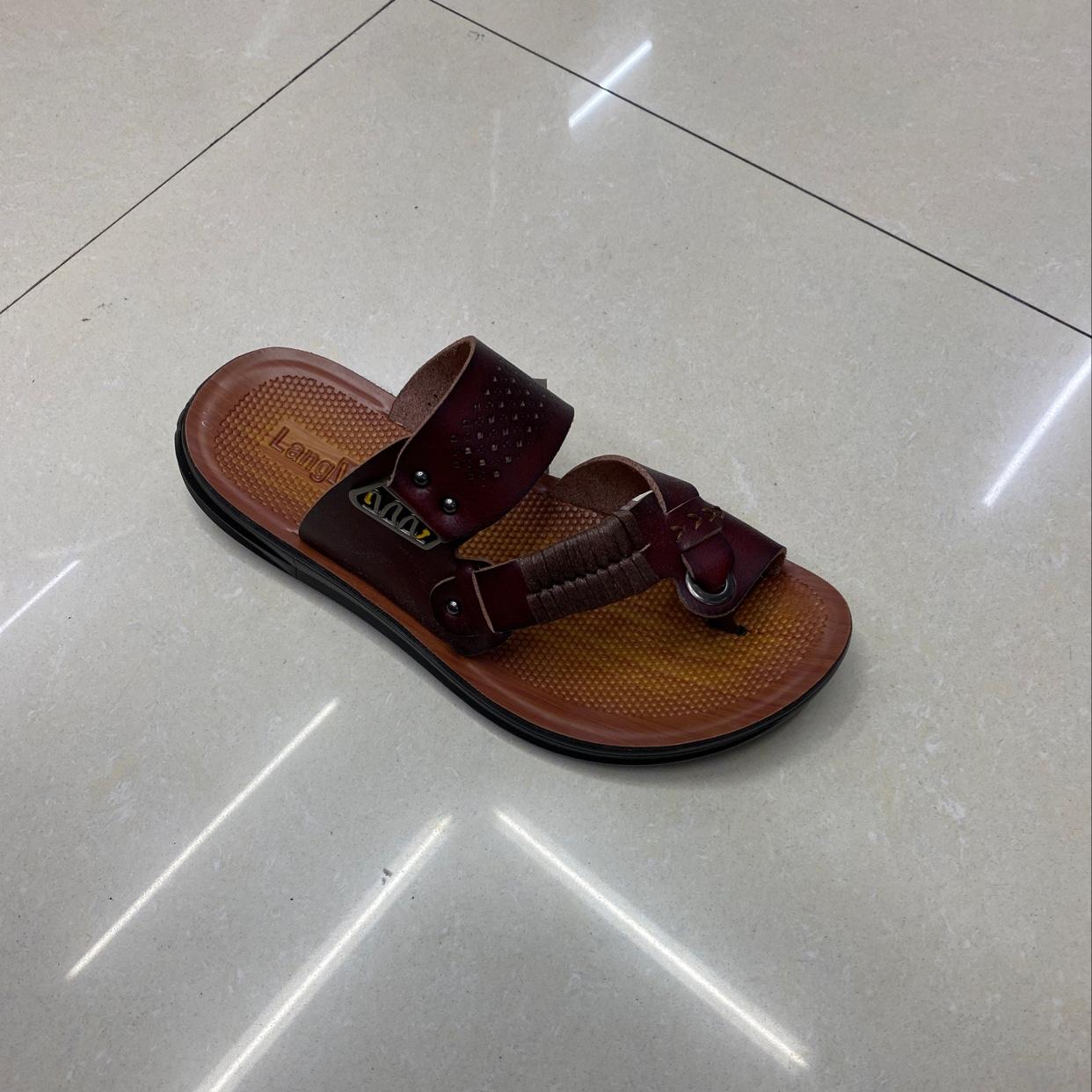 男款拖鞋新款