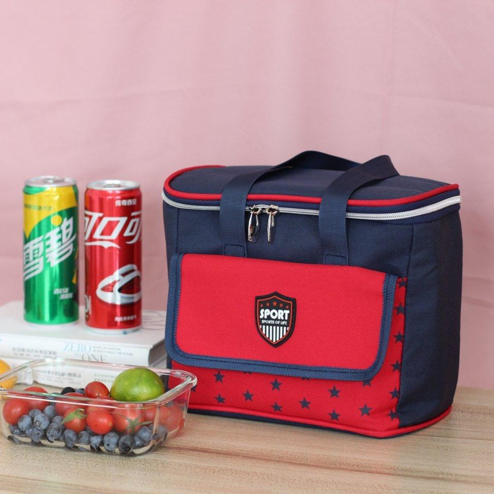 保温包手提冰包铝箔保温保冷野餐包饭盒袋子上班族冰包