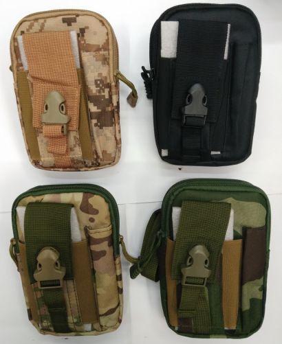 特价户外 运动战术皮带腰包穿皮带零钱包6寸手机包军迷战术腰包