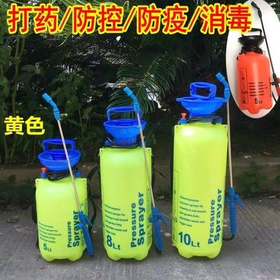 5L手动气压肩负式喷雾器
