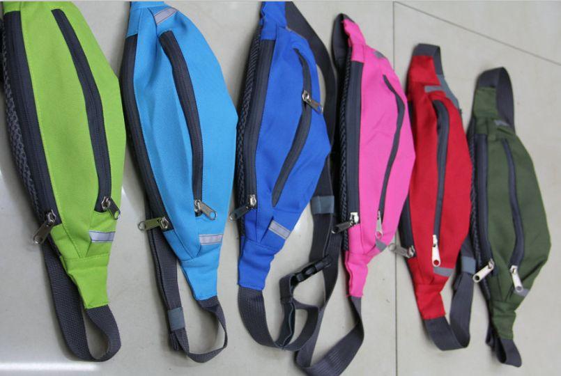 运动腰包跑步手机包男女户外装备防水隐形新款迷你小腰带包丽国