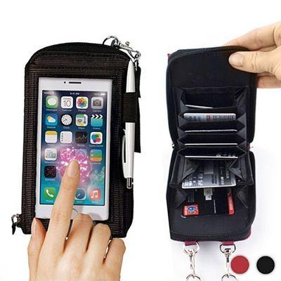 tv热销touch purse 苹果手机包 零钱包 创意包钱包 厂家直销