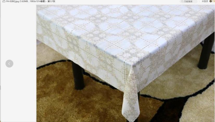 蕾丝1.37*20 米台布厂家直销 新款桌布 高档家用桌布 热销款台布桌布
