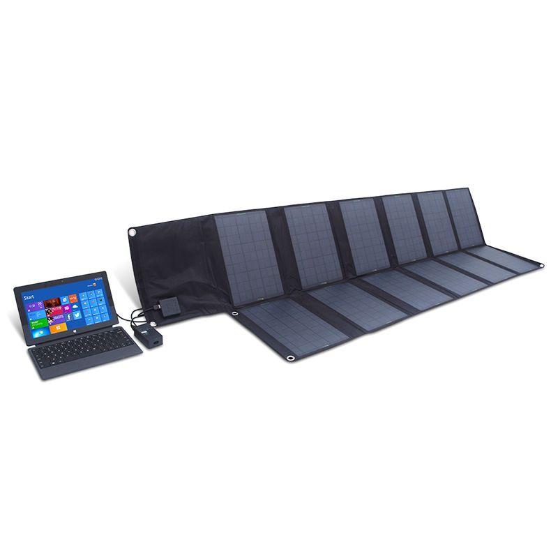 太阳能充电包 手机太阳能充电器太阳能笔记本充电包 120W太阳能包