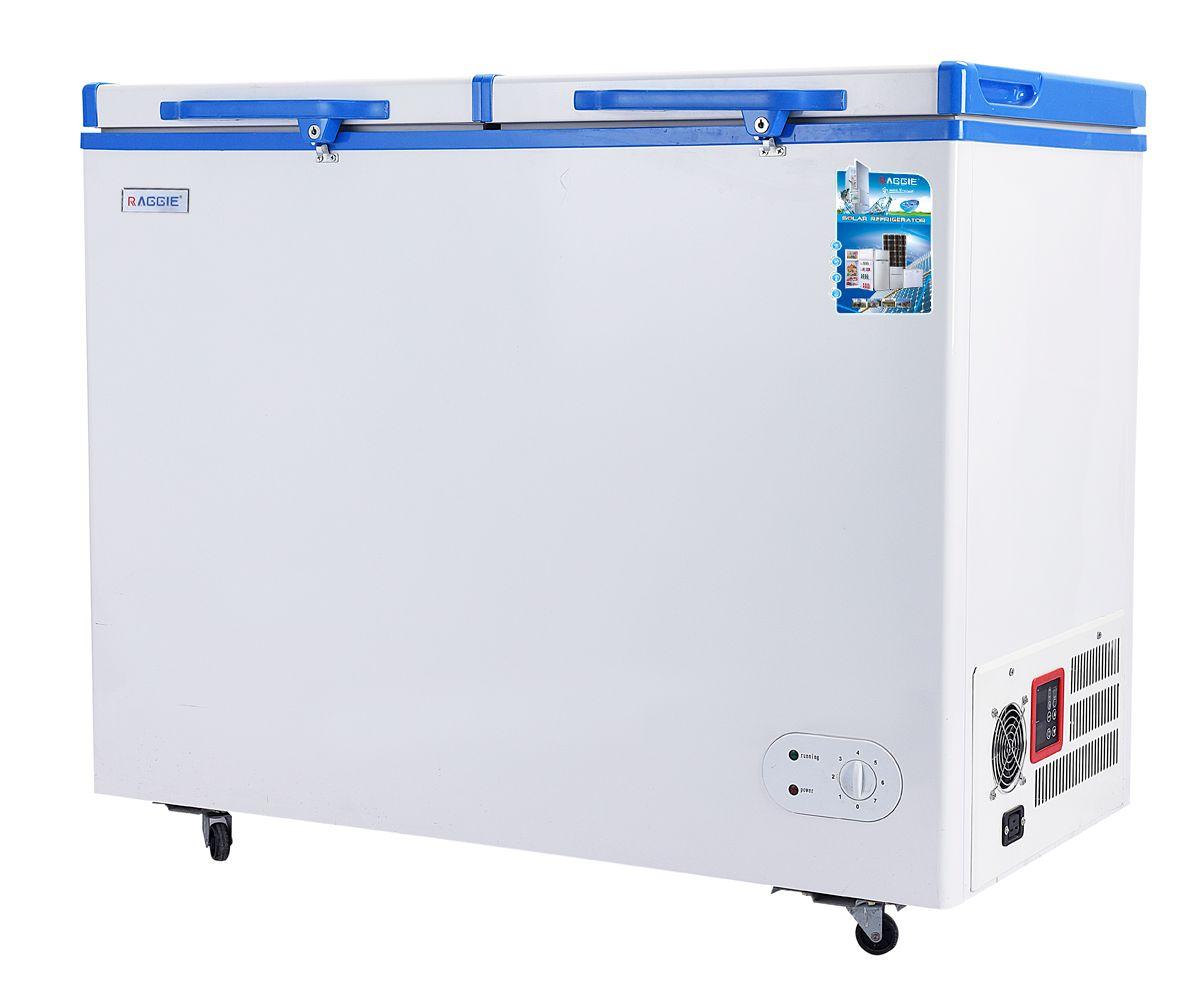 太阳能冰柜,DC冷柜,RG-HZ268T (268L) DC12/24V or AC220V/110V