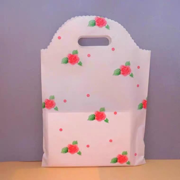 塑料手提袋购物袋厂家直销量大优惠40×50