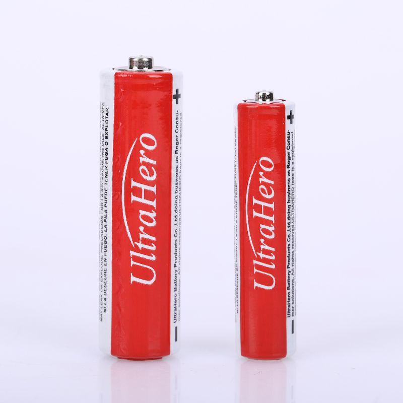 5号电池五号电池R6 1.5V AA干电池5号高容量锌锰电池AA碳性干电池