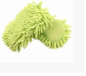 雪尼尔擦车块/洗车海绵/汽车清洁海绵块超大超厚护理用品