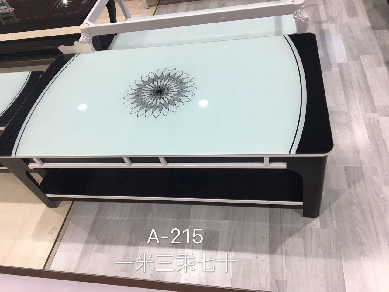 电视柜茶几组合墙柜现代简约欧式小户型客厅电视机柜钢化玻璃