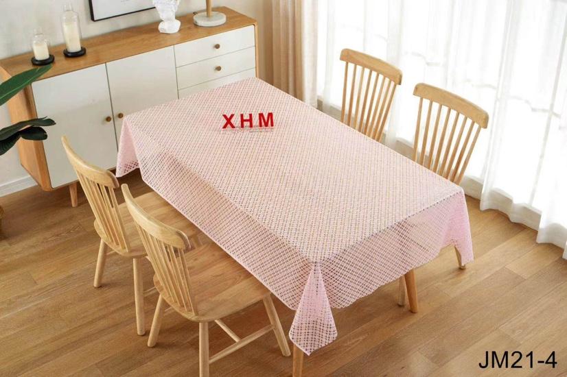 PVC蕾丝台布1.37*20 米厂家直销 新款桌布 高档家用桌布 热销款台布桌布
