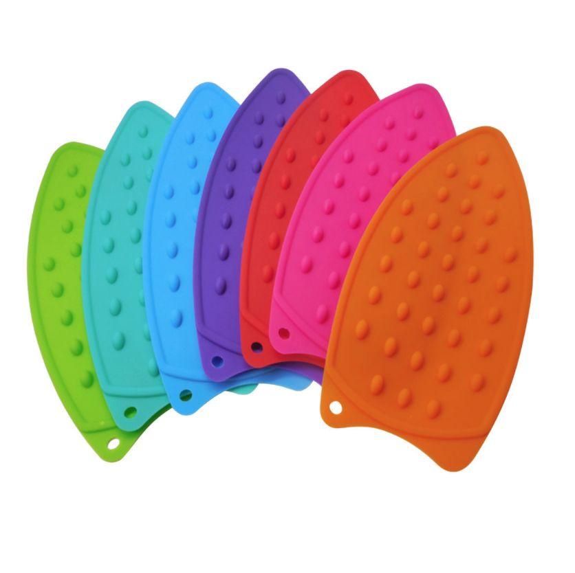 防烫隔热垫硅胶熨斗垫耐高温烫斗垫硅胶锅垫子