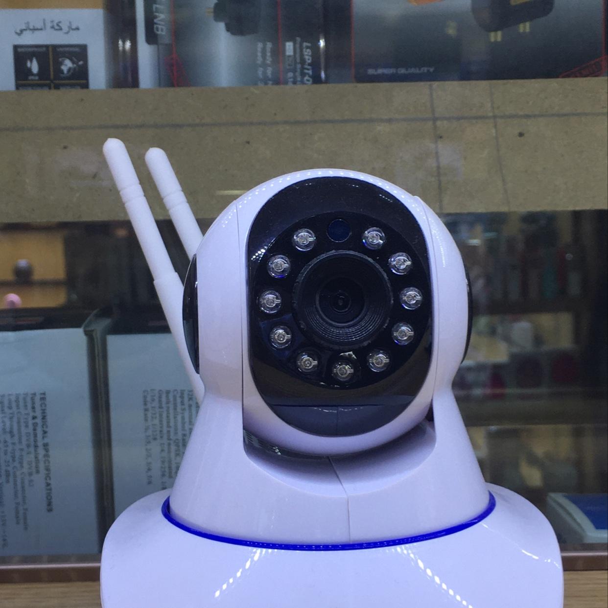 家用安防网络摄像头,