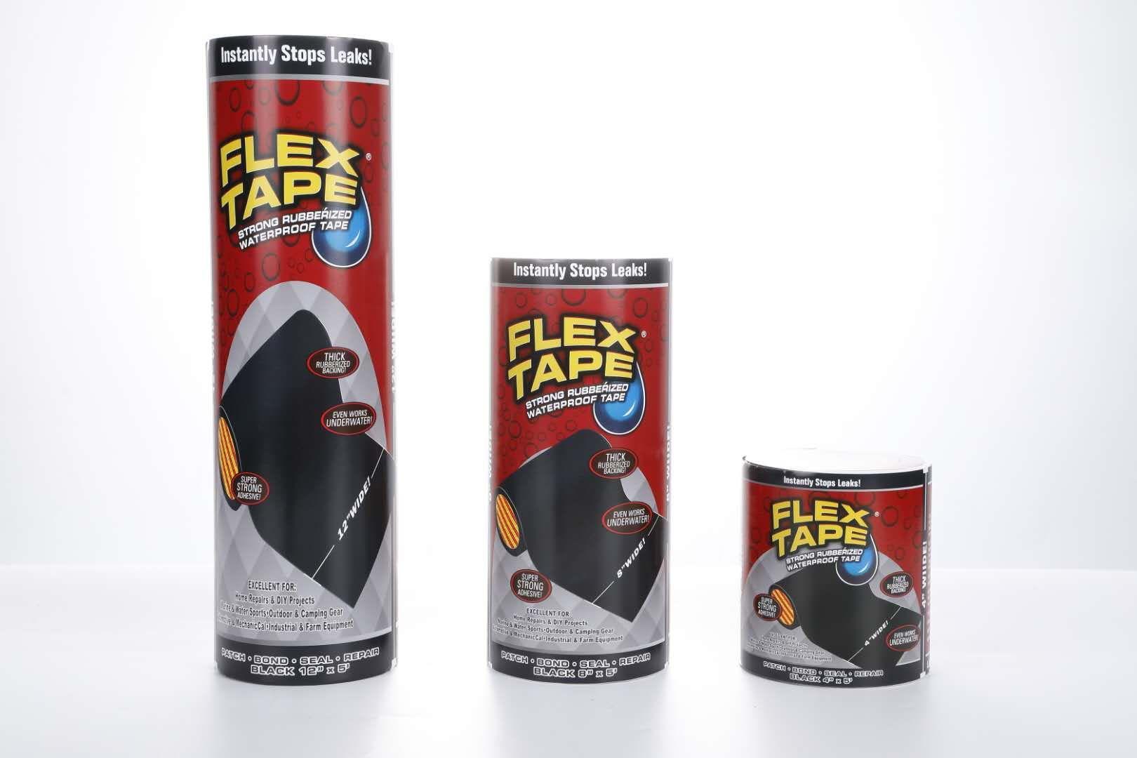 FLEX TAPE 防水胶带 管道修补胶带 超粘FLEX TAPE胶带 防水补漏胶带