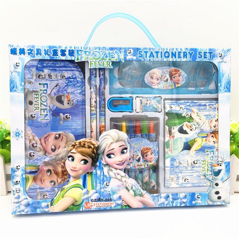 文具套装笔盒幼儿园小学生礼盒文具用品开学儿童文具礼物学习用品