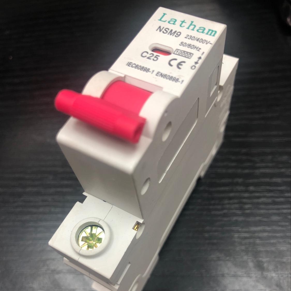 小型断路器 断路器MCB