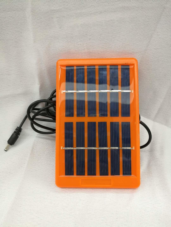 太阳能板光伏充电板户外旅行发电板防水