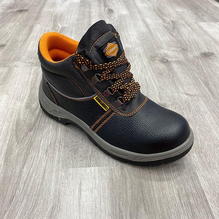men steel toe safety shoes 男士劳保靴钢头炼钢防护鞋工地鞋