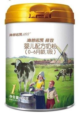 1897荷致奶粉1段 900g