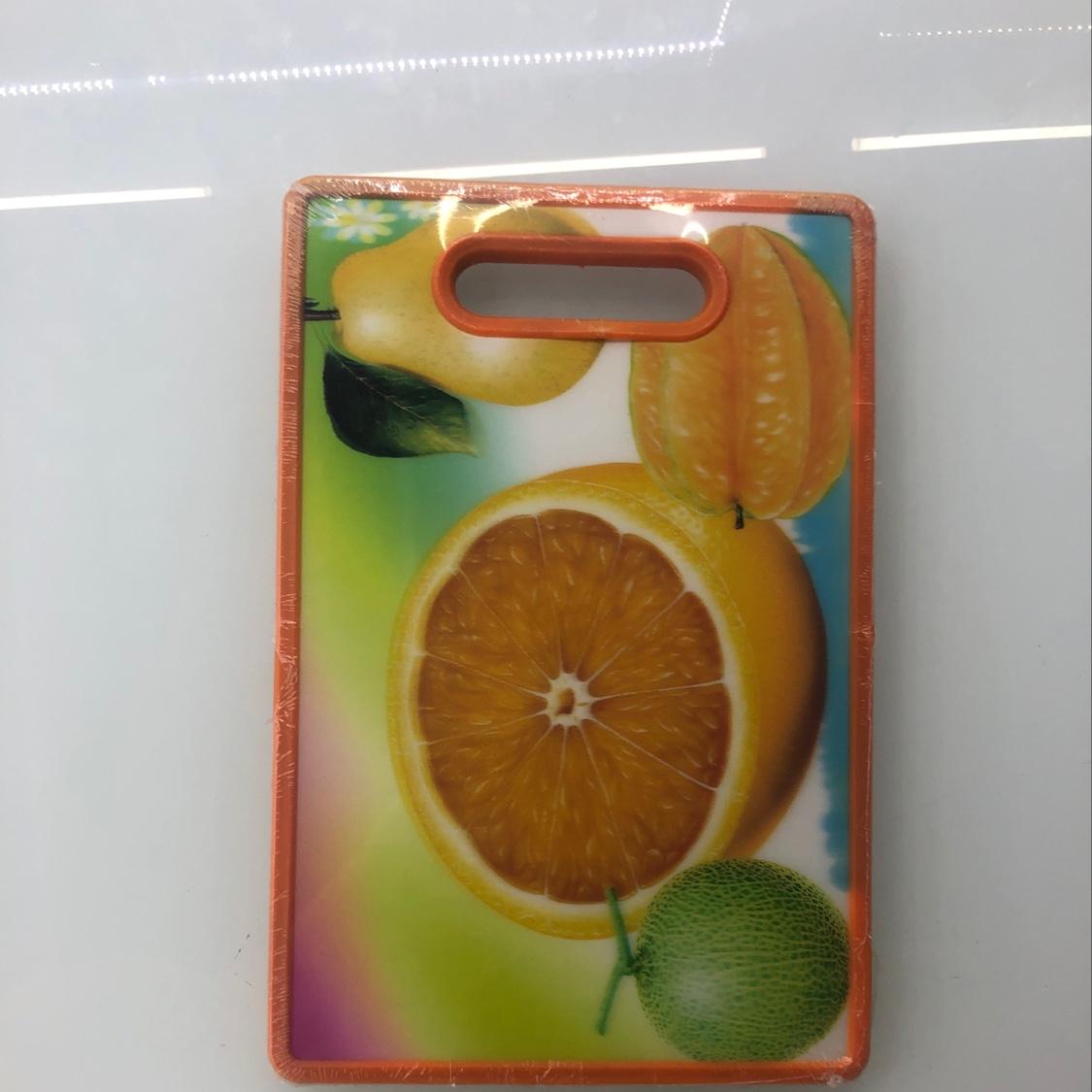 方形3D水果菜板