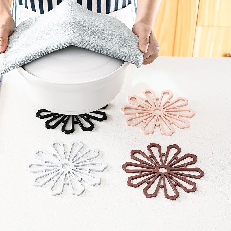 花型隔热垫(4个装)