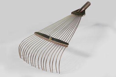 园林工具树叶耙铁丝耙草耙