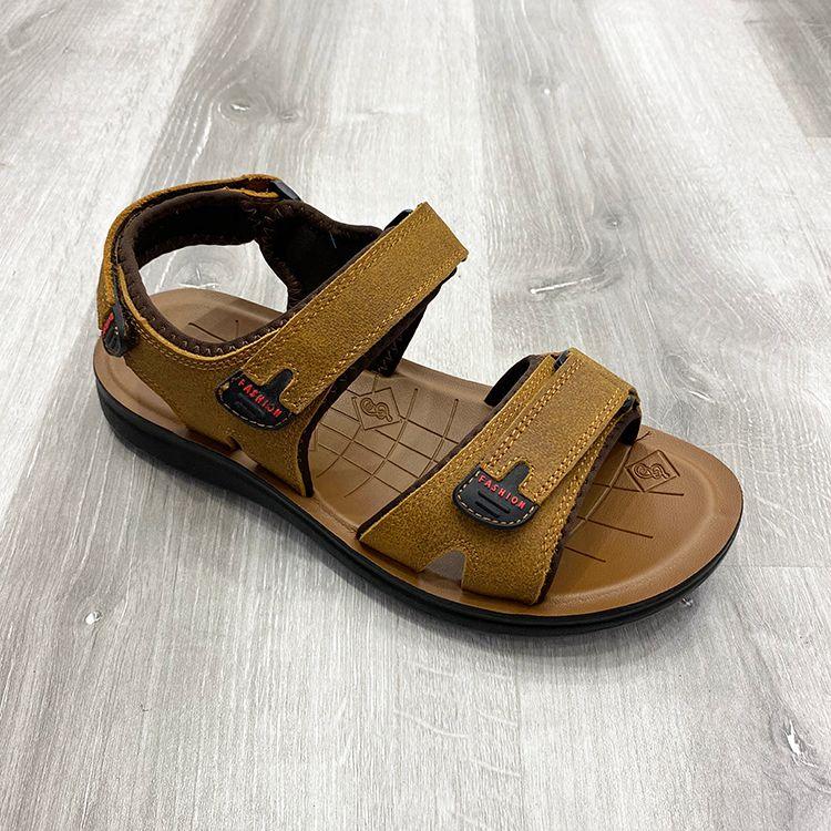 Summer men sandals factory wholesale 男沙滩鞋户外凉鞋男
