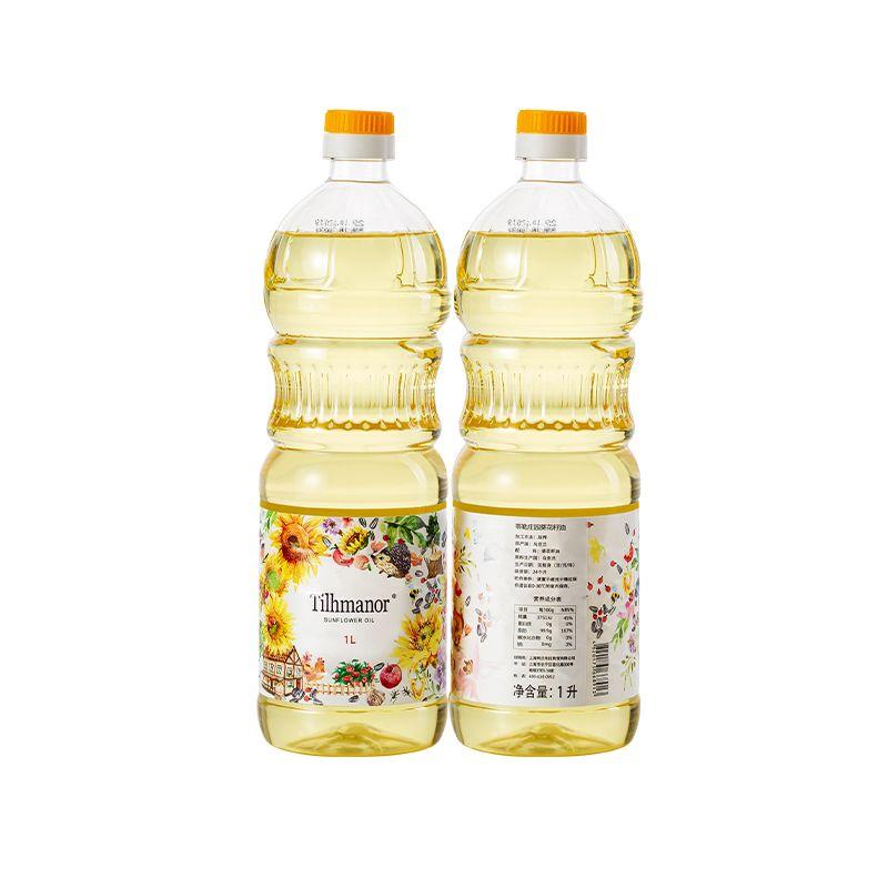 蒂勒庄园原装葵花籽油1L