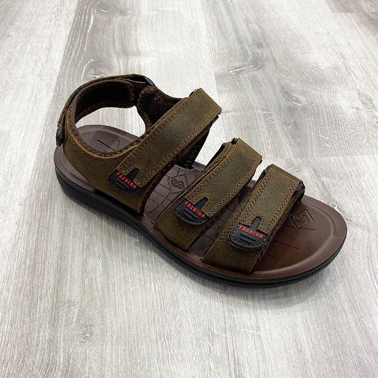 Direct factory sandals eather sandals shoes men 2020