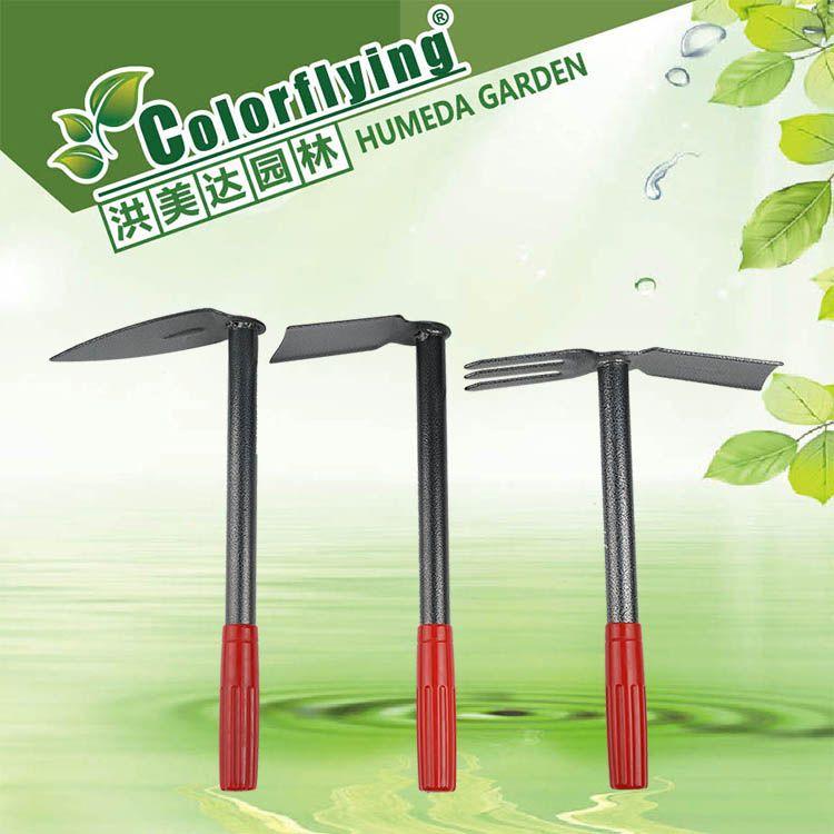 工厂直销 园林锹耙锄头 两用锄 园林铲花园工具