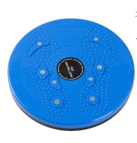 塑料家用扭腰盘扭腰机健身磁石扭腰器实用多功能可瘦身健身美腰机
