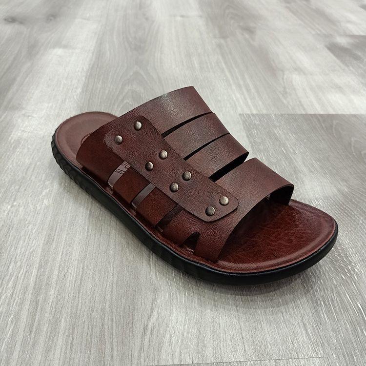 夏季拖鞋人字拖爆款休闲外贸定制men slippers customized shoes