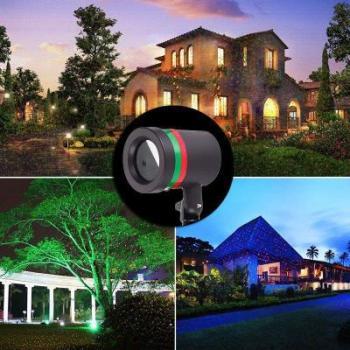 厂家直销 户外园林庭院草坪镭射灯 激光灯 景观灯 可定制