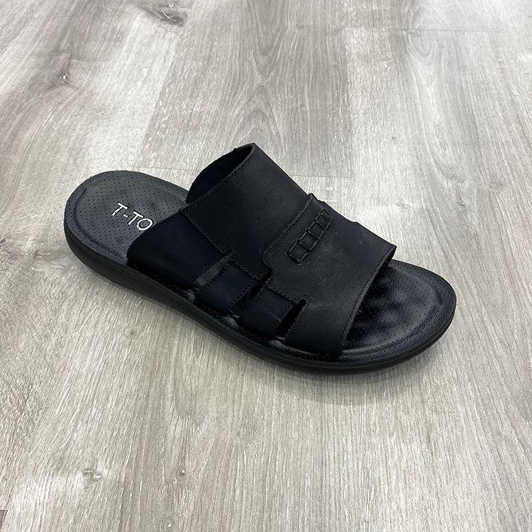 shoes fashion design men slipper 鞋子男鞋时尚按摩底男拖鞋