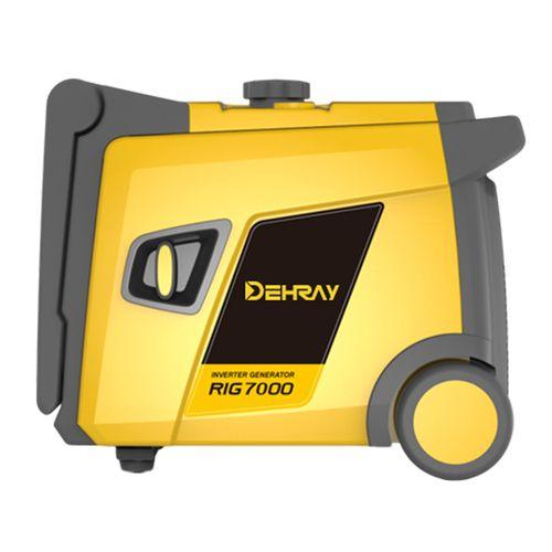 DEHRAY得瑞6KVA变频汽油发电机gasoline generator 220V