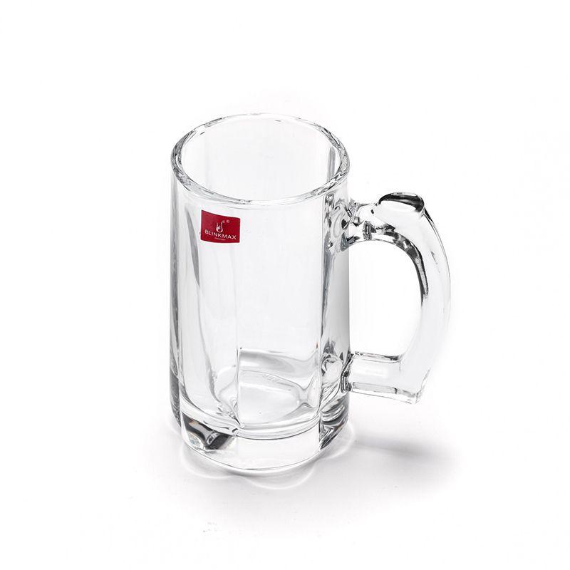 2020新款创意美观钙钠玻璃杯 耐热防爆玻璃杯酒杯牛奶杯定制批发