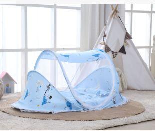 宝宝蚊帐折叠蚊帐婴儿蚊帐婴儿蚊帐
