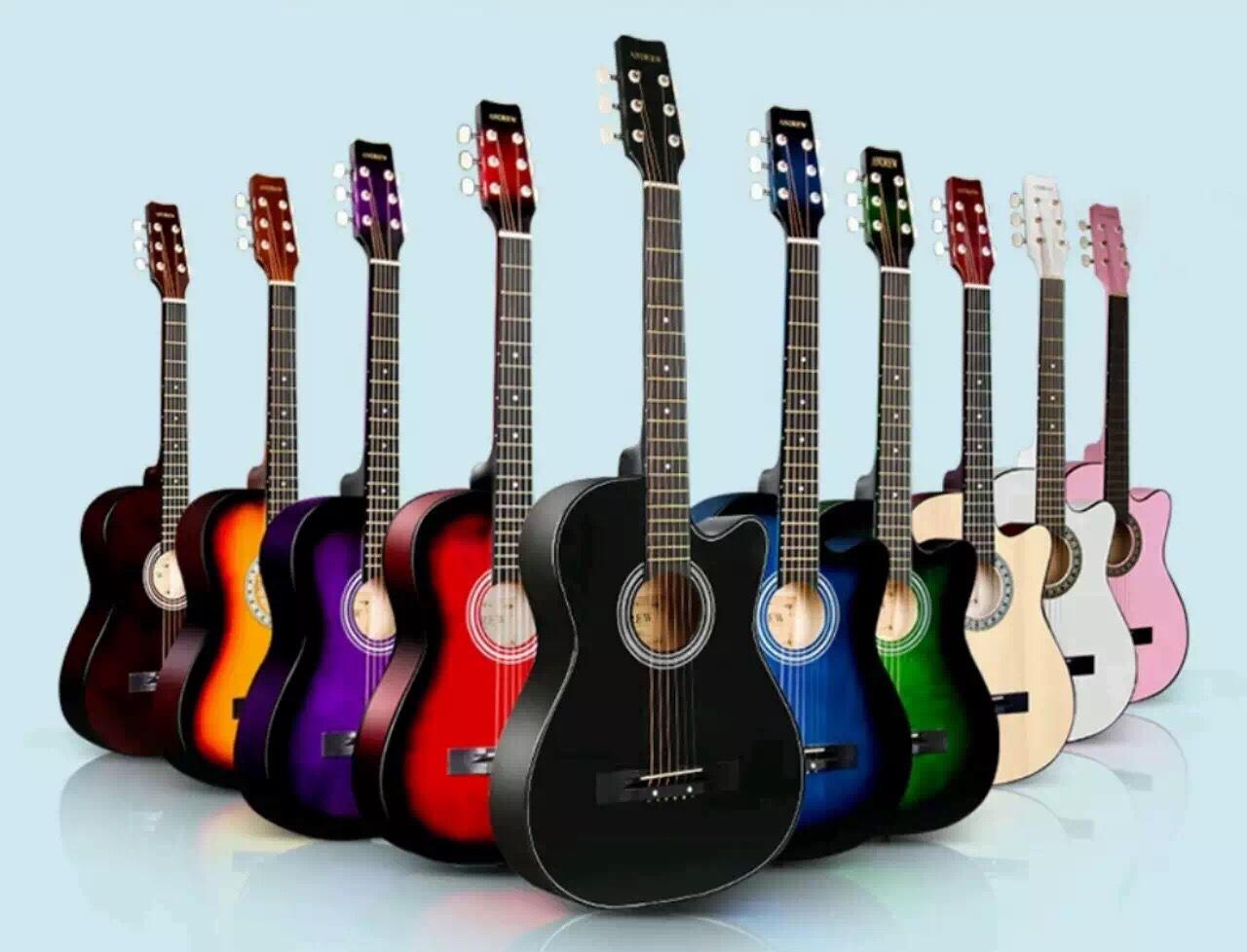 38寸吉他,音准,初学者必备用琴