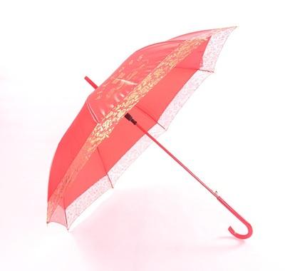 金边新娘伞结婚伞
