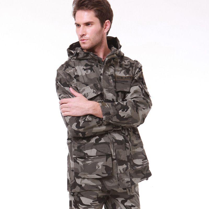 M65 指挥官风衣