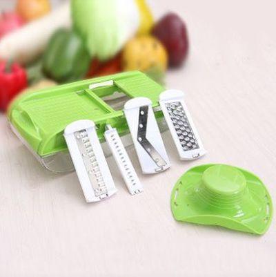 TS Smart Grater 厂家直销 厨房刀具切丝切片切菜机切菜器刨丝器 可定制