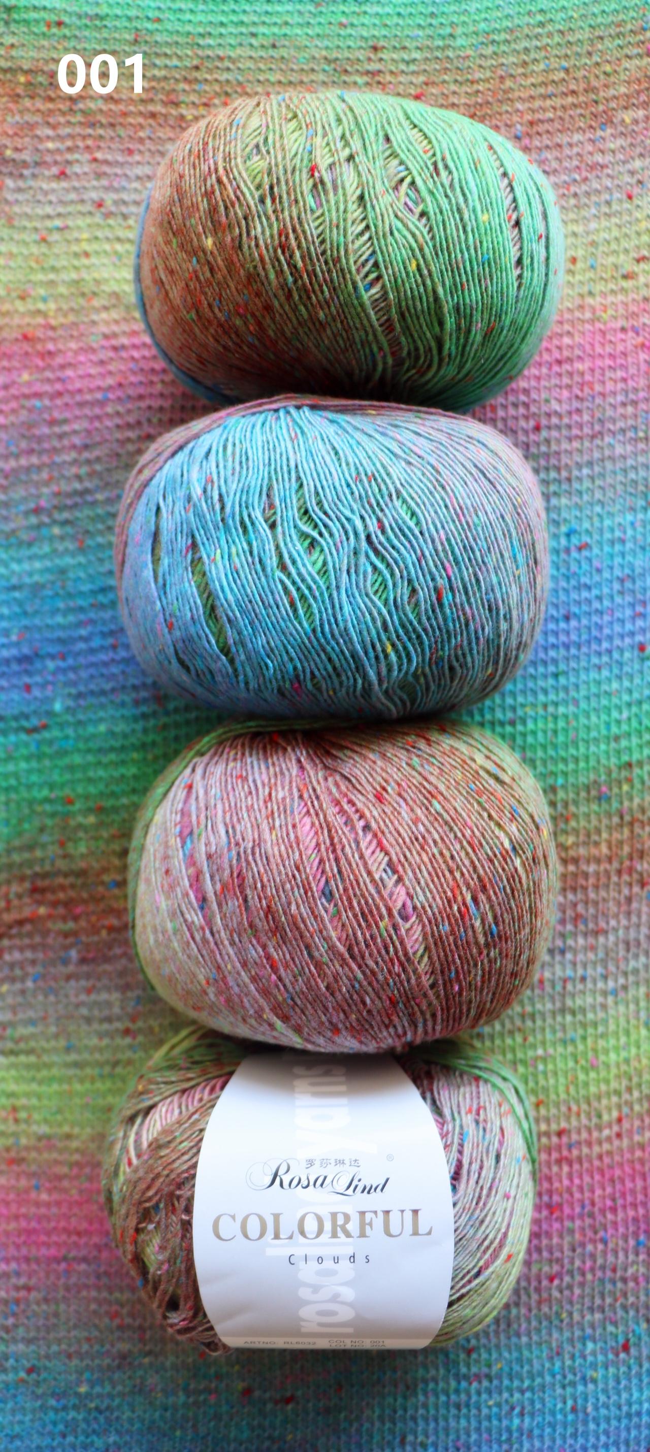 CONTENT: Merino Wool 50% Nylon 50% WEIGHT: 100G LENGTH: 400m