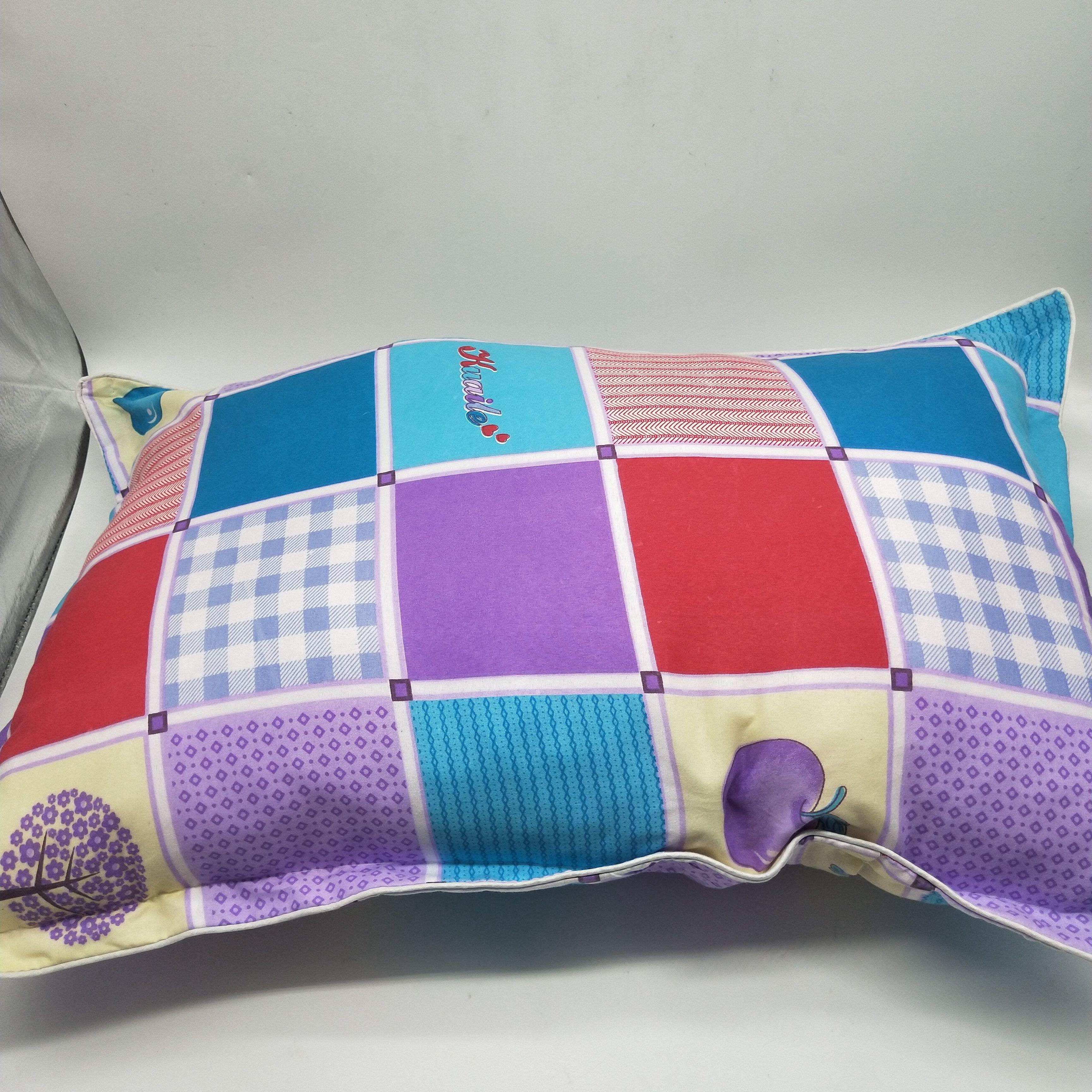 可拆洗枕头带枕套套装加枕芯学生单人枕成人枕家用枕头