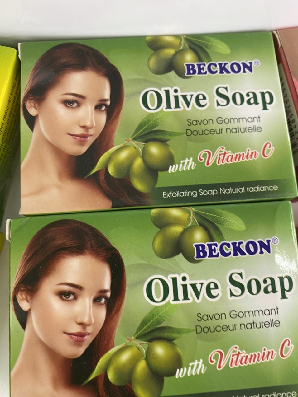 beckon香皂橄榄