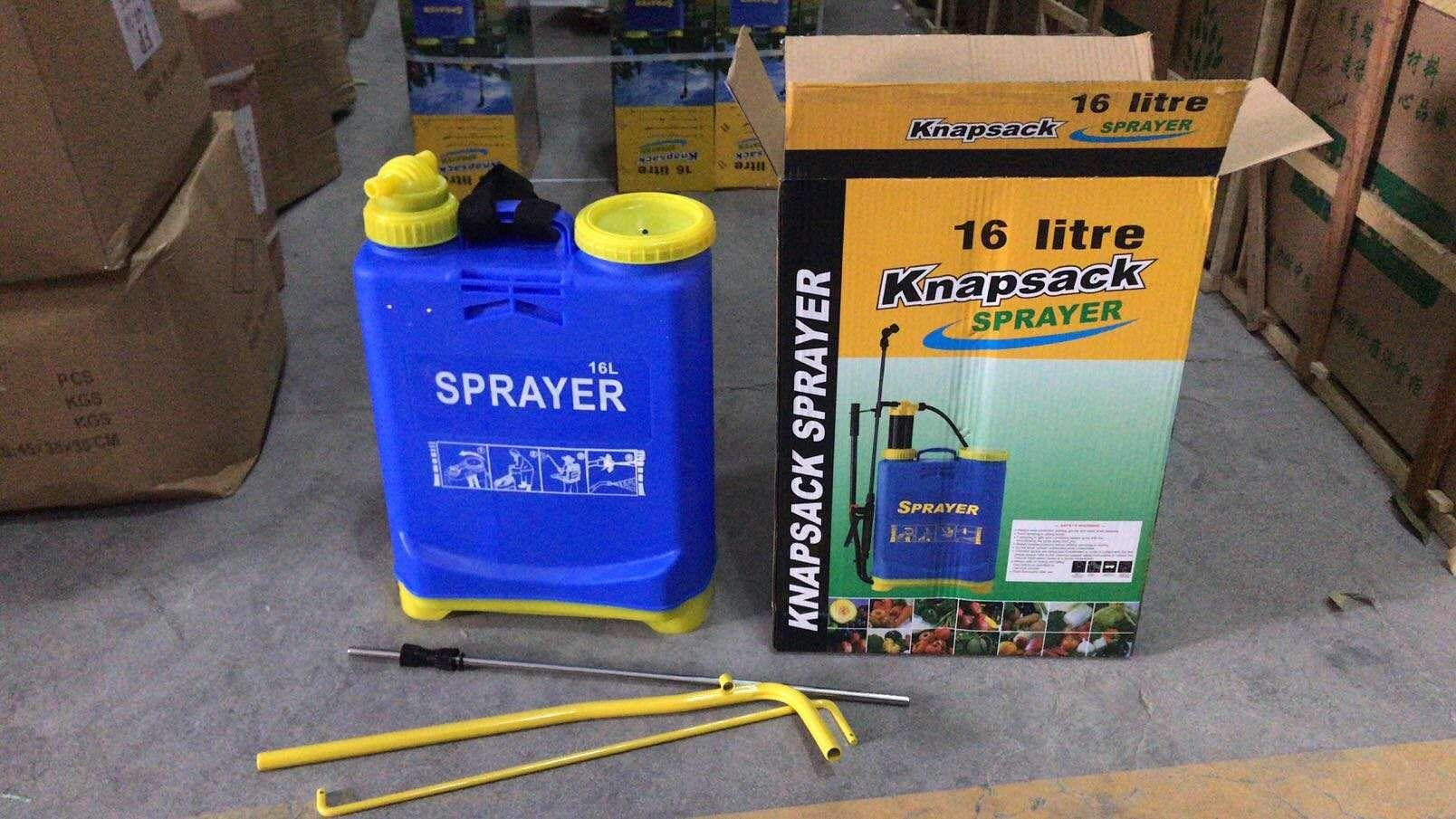 喷雾器打药桶打药机手动高压肩背式喷雾器防疫消毒喷雾器农用浇花喷果树打药桶