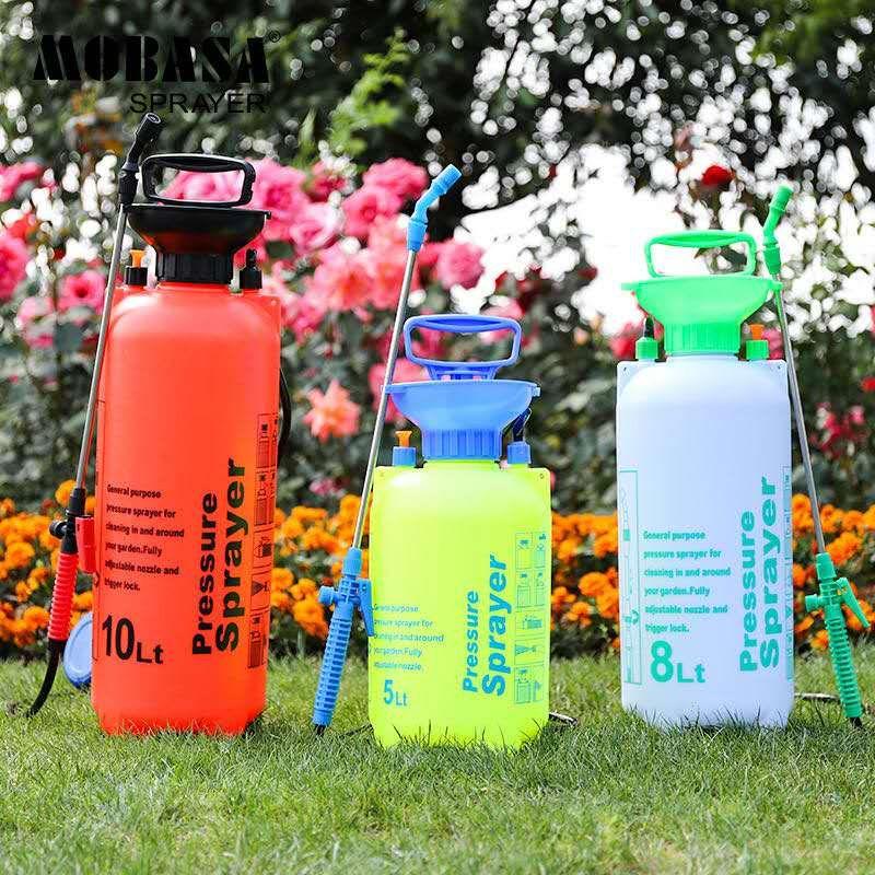 打药桶喷雾器手动高压肩负式喷雾器小型喷水壶消毒洒水喷雾器浇花水壶