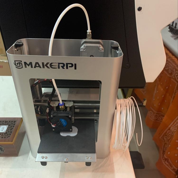小型100*1000mm3D打印机,单色打印机