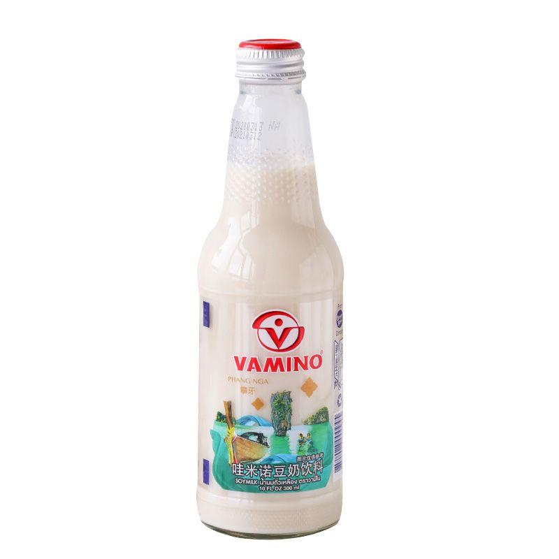 泰国进口 VAMINO哇米诺豆奶饮料300ml