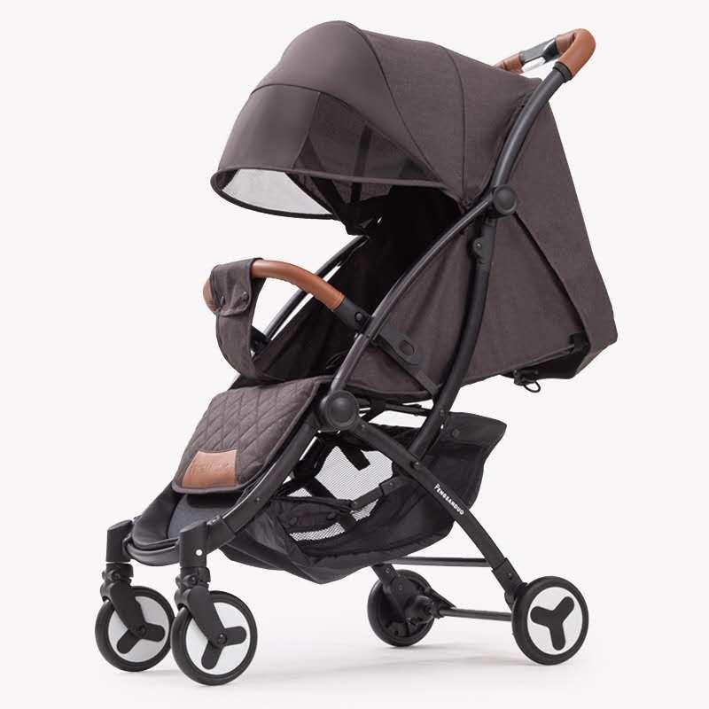 一件收车婴儿推车 高级可登机