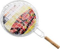 YFZ- 圆柄小圆盘网 烧烤用具 BBQ烧烤配件 烧烤